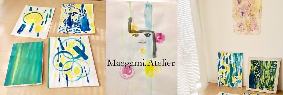 アートセラピー/絵画表現/オンライン/全国対応/マエガミのアトリエ